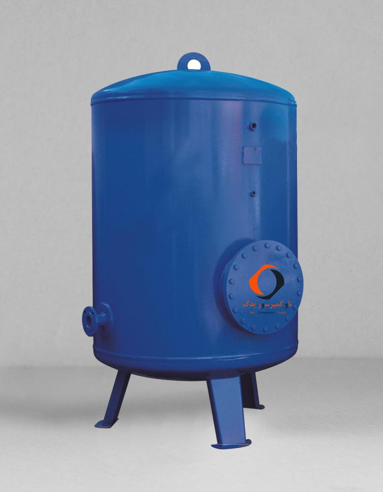 reciver - تست مخازن هوای فشرده