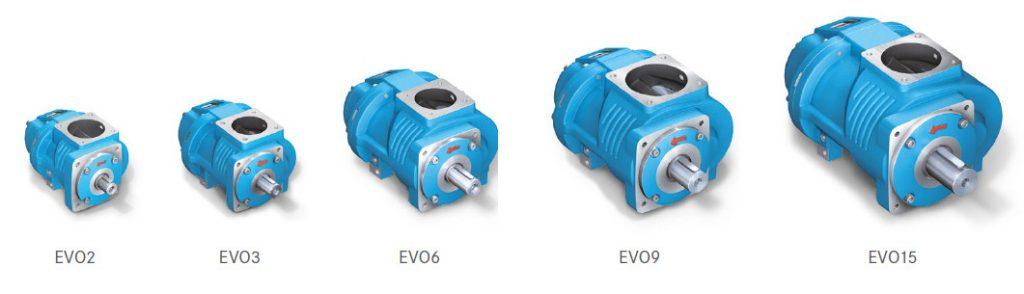 evo1 1024x294 - واحد هواساز EVO روتورکومپ آلمان