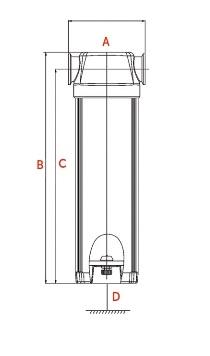 Water Separator G Series - تله آبگیر میکروپور (Water Seprators)