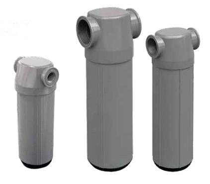 gws - تله آبگیر میکروپور (Water Seprators)
