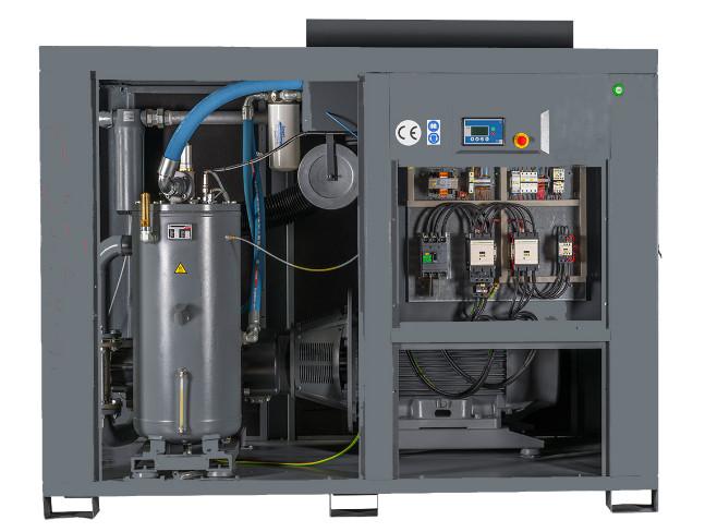 کمپرسور اسکرو کوپل مستقیم   Air Compressors   تاو کمپرسور یدک .html - کمپرسور اسکرو کوپل مستقیم